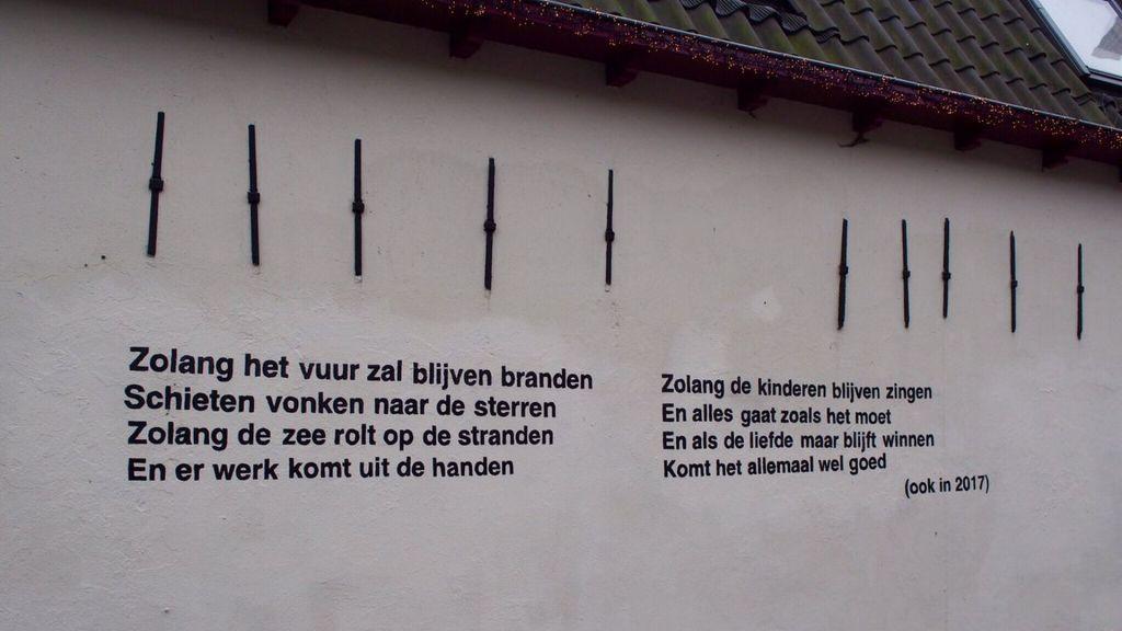 Extreem Frank Verhallen - Gedicht gedacht &LB48